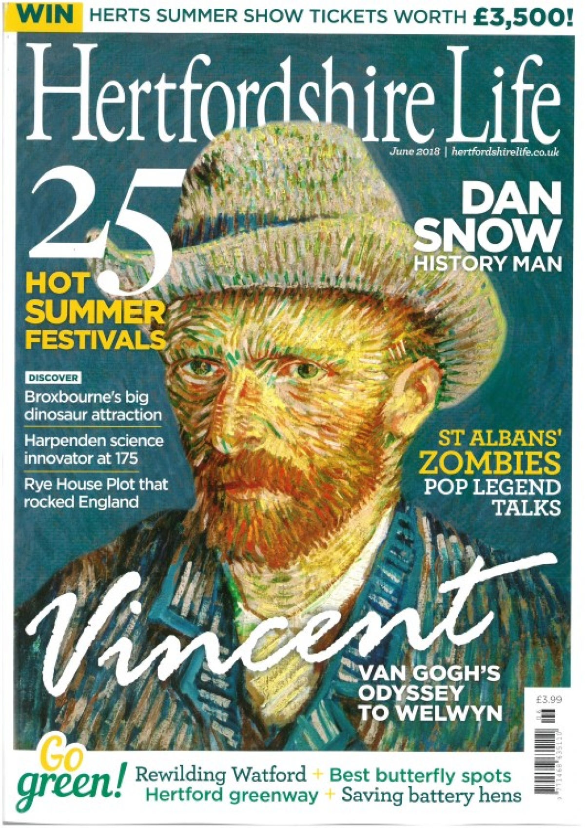 Hertfordshire Life June 2018