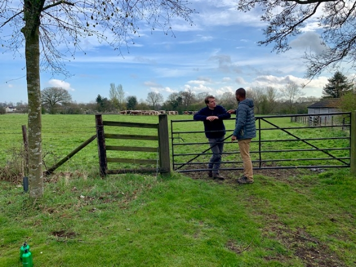 Behind The Scenes With BBC Countryfile